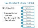 Báo hiệu kênh chung (ccs7)