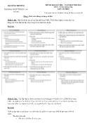 Đề thi học kỳ phụ - Năm học 2009 - 2010 môn: Phân tích thống kê, hệ điều hành UML
