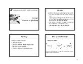 Kế toán, kiểm toán - Chương 3: Tài khoản và ghi sổ kép