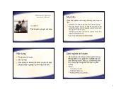 Kế toán tài chính - Chương 3: Tài khoản và ghi sổ kép