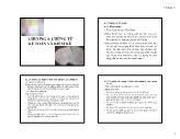 Nguyên lý kế toán - Chương 4: Chứng từ kế toán và kiểm kê