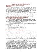 Nông nghiệp - Chương 1: Đại cương về khuyến nông
