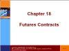 Tài chính doanh nghiệp - Chapter 18: Futures contracts