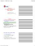 Tài chính ngân hàng - Chương 4: Các khoản thanh toán theo chu kỳ