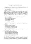Thủy lợi - Chương II: Dòng chảy lưu tốc cao
