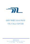 TTL call center - Giới thiệu giải pháp TTL call center