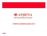 Bài giảng Firewall - Athena