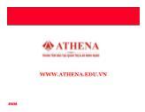 Bài giảng Mô hình OSI - Athena