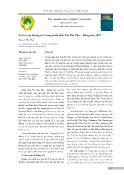 Vai trò của đường số 3 trong chiến dịch Việt Bắc Thu - Đông năm 1947