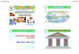 Bài giảng Hội nhập kinh tế quốc tế Cơ hội và Thách thức - Trịnh Minh Anh