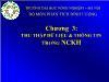 Bài giảng Phương pháp nghiên cứu kinh tế - Chương 3: Thu thập dữ liệu & thông tin trong NCKH - Ngô Thị Thuận